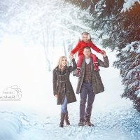 зимняя прогулка :: Anna Schmidt