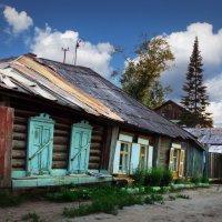 Заречная улица :: Борис Соловьев