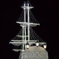 Я вижу мачты корабля... :: Ольга