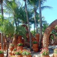 В саду Нонг Нуч. :: Чария Зоя
