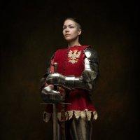 Рыцарь :: Сергей Споялов