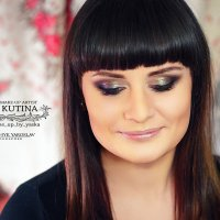 Вечерний макияж :: Визажист Яна Кутьина
