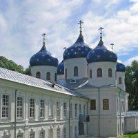 Новгород. Юрьев монастырь :: Наталья