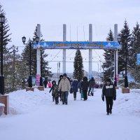 Зимний день 3 :: Валерий Кабаков