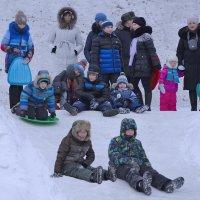 Зимний день 2 :: Валерий Кабаков