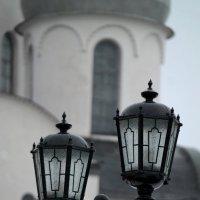 Церковный фонарь :: Евгения Кирильченко