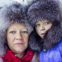 Нам морозы не страшны !!! :: Михаил Юрин