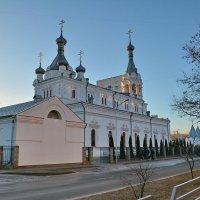 Белая церковь г. Бобруйска... :: Виктор Бусель