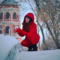 Прогулки по Нижнему Новгороду :: Семен Кактус
