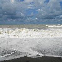 Рисует море :: nika555nika Ирина