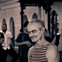 Матросский танец 7 :: Цветков Виктор Васильевич