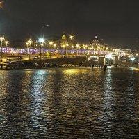 Вид на Большой Москворецкий мост :: Ирина Шарапова
