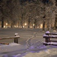 Зимняя сказка 7 :: Константин Жирнов