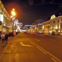 На Невском :: Николай