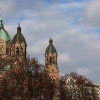 St. Lucas-Kirche (München) :: Tatiana Zabotina