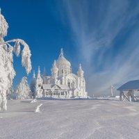 Рассказы о зиме :: Владимир Чуприков