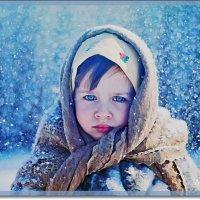 Портрет девчушки :: Лидия (naum.lidiya)