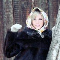 в лесу :: Анна Федотова