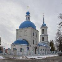 Благовещенская церковь :: Марина Назарова
