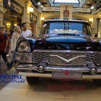 Моя Москва. Выставка автомобилей :: G Nagaeva