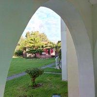 арка отеля в Кадис :: Алексей Меринов