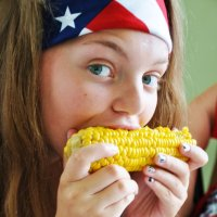 Кукуруза :: Gelga Булатова