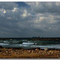 Зимнее море :: Leonid Korenfeld