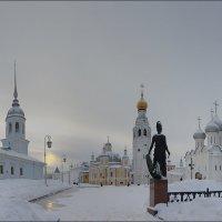 В зимней дрёме... :: Евгений