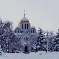 Храм Георгия Победоносца :: Ирина ***