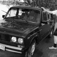Первый автомобиль :: Дмитрий Стрельников