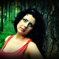 В лесу :: Ольга Степанова