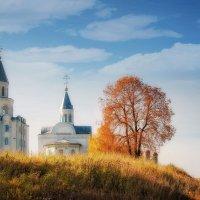церковь Лонгина Коряжемского :: Жанна ..