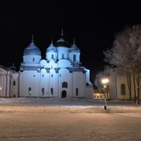 Великий Новгород зимний 6 :: Константин Жирнов