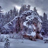 Январь :: Сергей Комков
