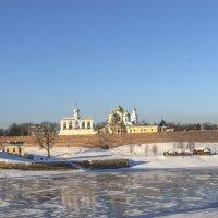 Великий Новгород Кремль :: Игорь Максименко