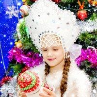 Снегурочка :: Наталья Мерзликина