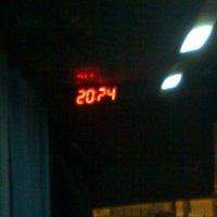 Московское время 20 часов 74 минуты... :: Елена Даньшина