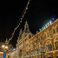 Ночь перед Рождеством... :: Наталья Rosenwasser