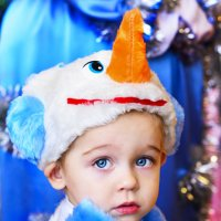 Дети прекрасны и чисты , но в новогодних костюмах - просто бесподобно-обворожительны!!! :: Ксения Заводчикова