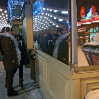 Новогодняя ночь :: Елена Жукова