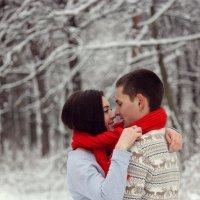 Вдвоём тепло :: Анастасия Фисенко