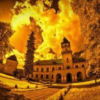 Жолковский замок... :: АндрЭо ПапандрЭо