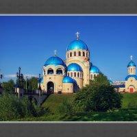 Храм Живоначальной Троицы :: GaL-Lina .