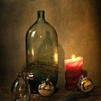 Пузырьки и Новый год :: Ольга Мальцева