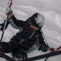 Сибиряк-значит лыжник - 2 :: Елена Баландина