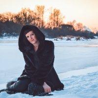зима :: Evgeniya Ivanova