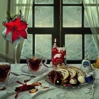 Рождественский чай :: Ирина Приходько