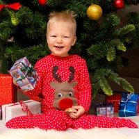 Рождественский подарок. :: Инта