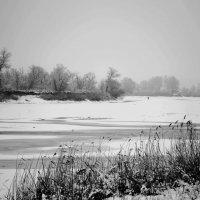 Зимой на реке :: Marina Timoveewa