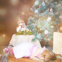 Новогодние сны :: Анастасия Ульянова
